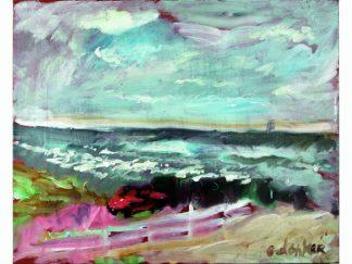 Donker Gijs oil painting