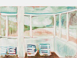 Donker Jules oil painting