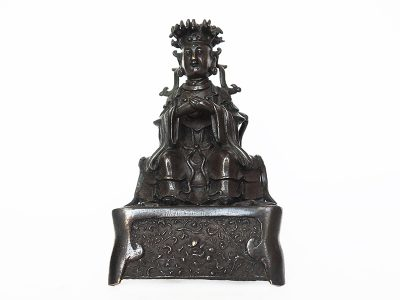 Daoist deity Queen of Heaven Qing Dynasty 18th Century