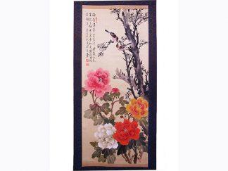 Liang Huilan-Liang Chuhong 1938 scroll China