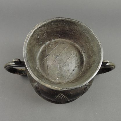 Yuan Ming bronze Gui foodvessel | base | Bovens Amsterdam
