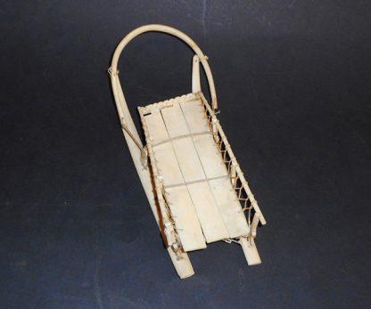 eskimo ivory sled |3